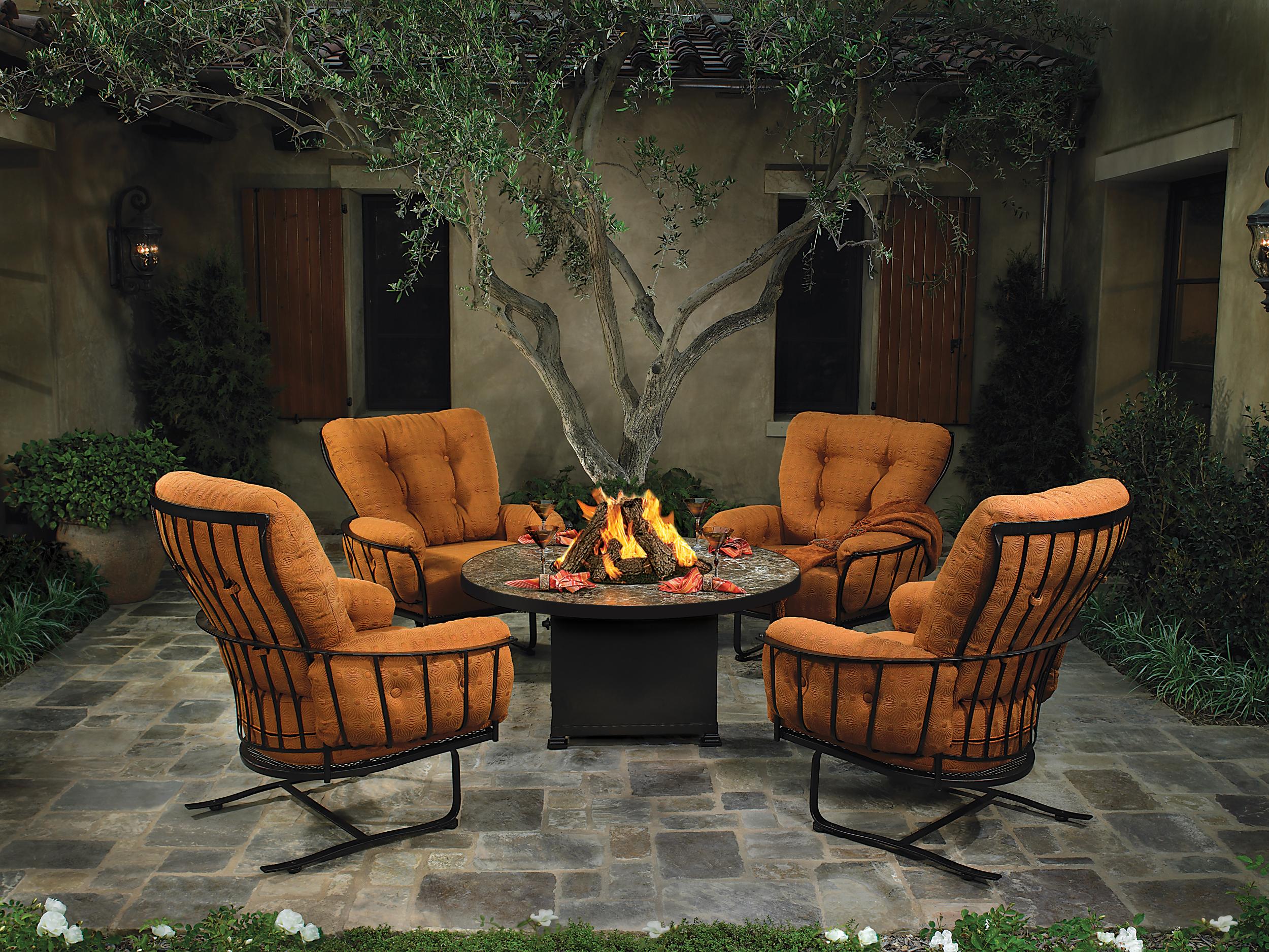 Monterra Outdoor Patio Collection Deep Seating