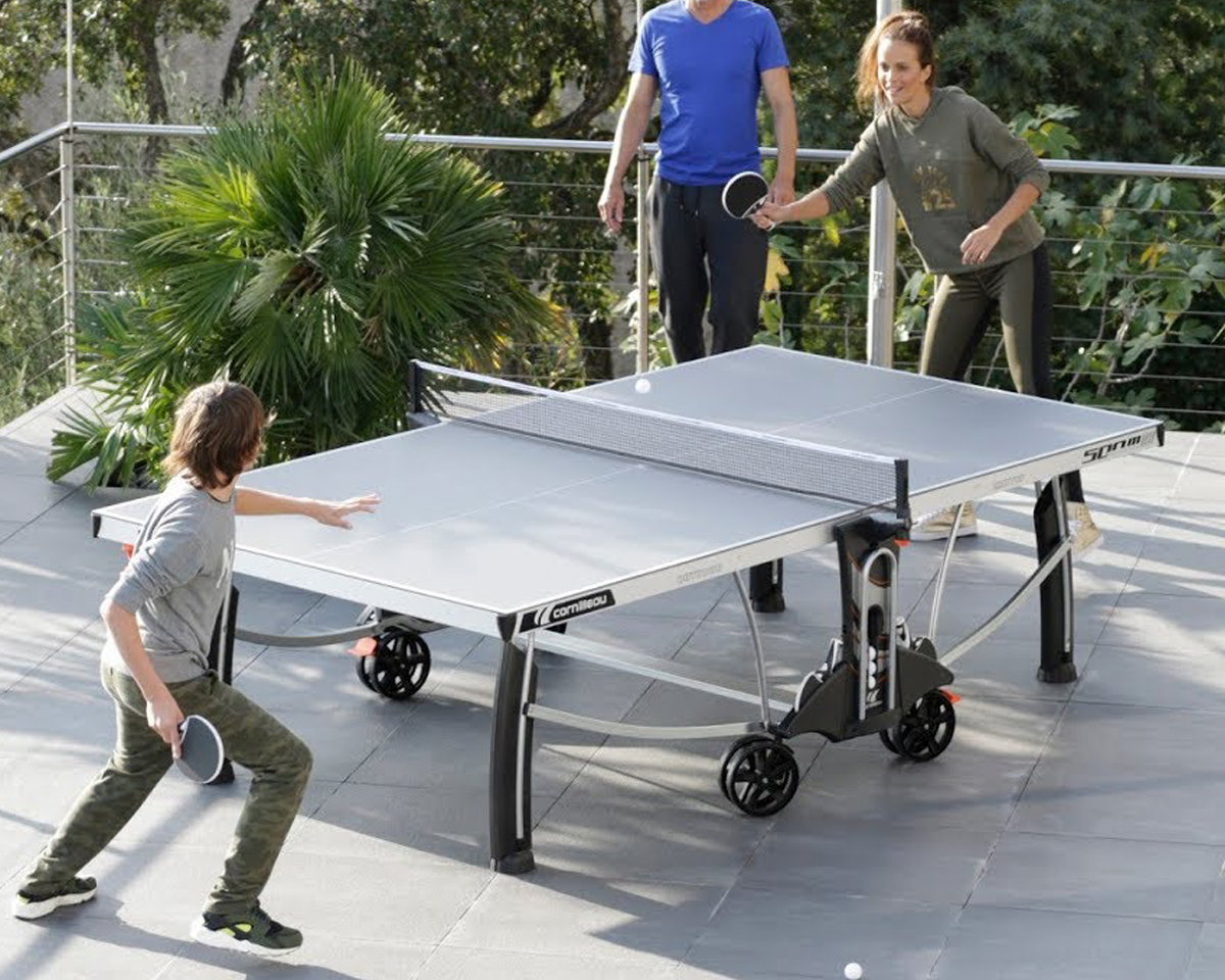 Cornilleau 500M Indoor/Outdoor Ping Pong Table $1649.00 Game Room