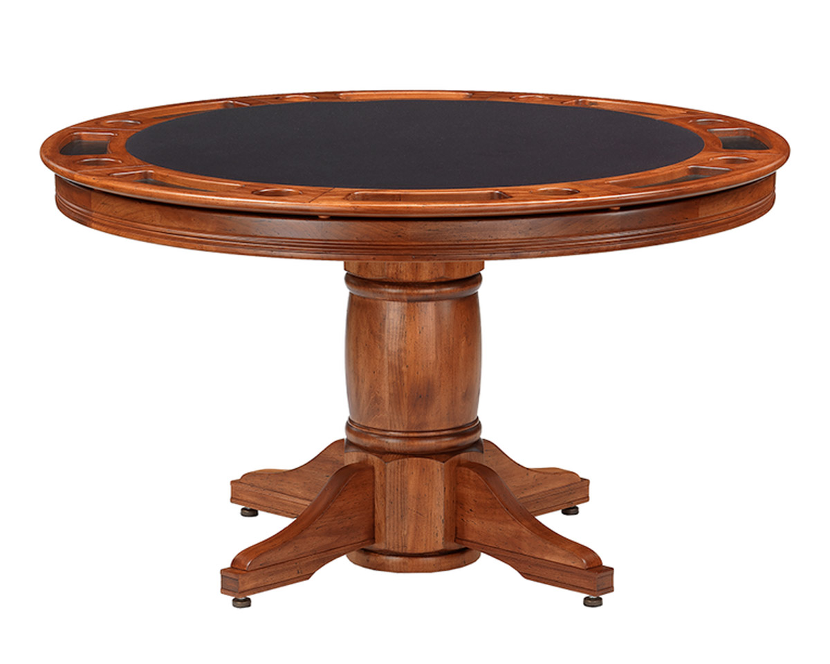 Algonquin Poker Dining Game Table Game Tables