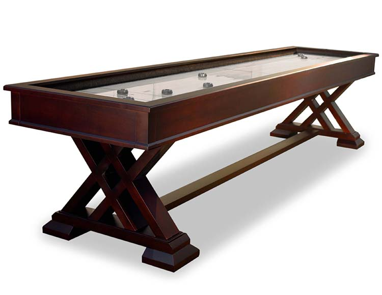 Archer Shuffleboard Table Game Room