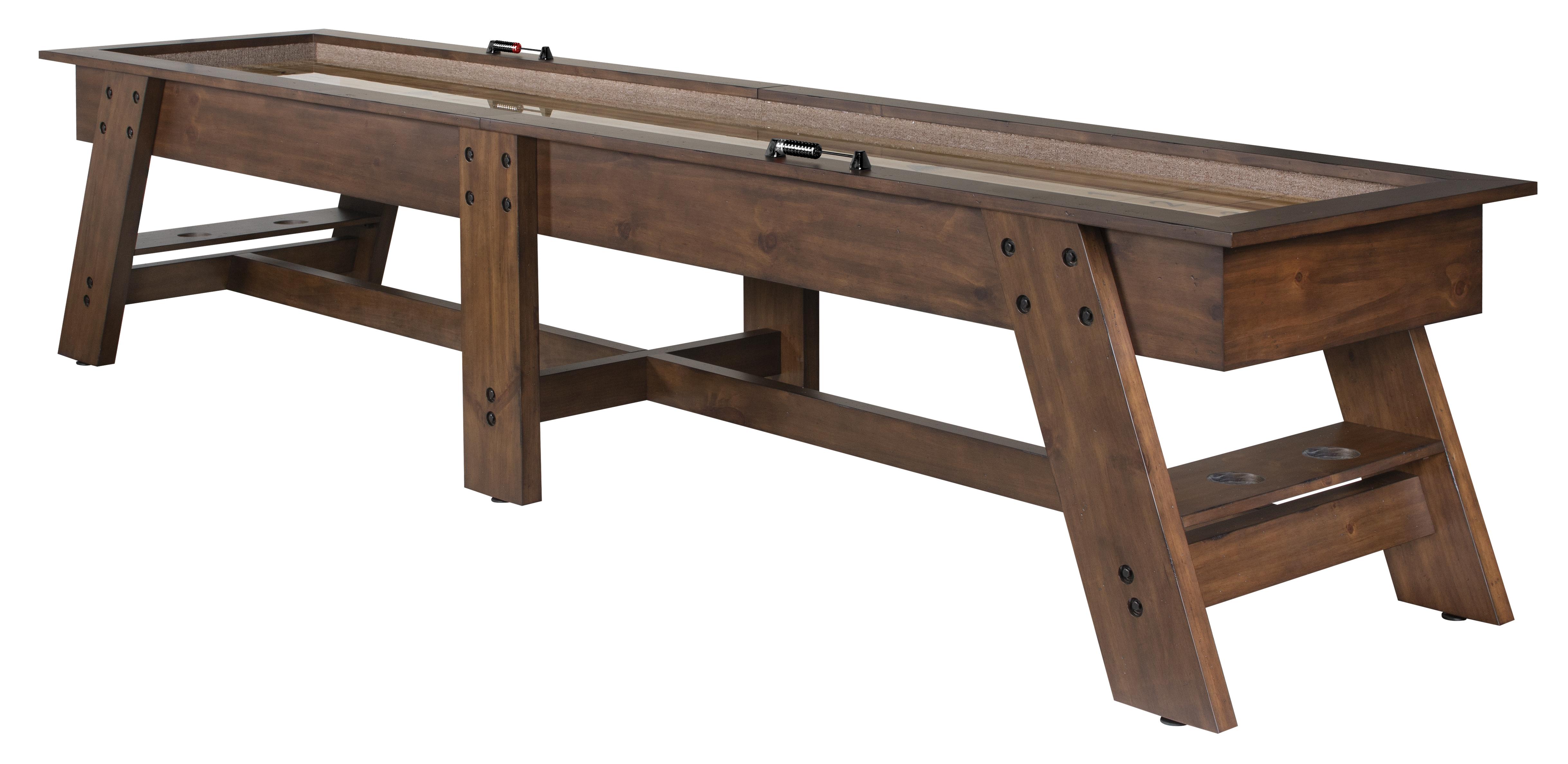 Barren Shuffleboard Table Shuffleboard Tables