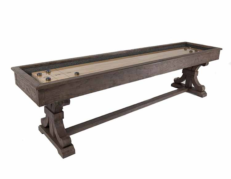 Carmel Shuffleboard Table Game Room