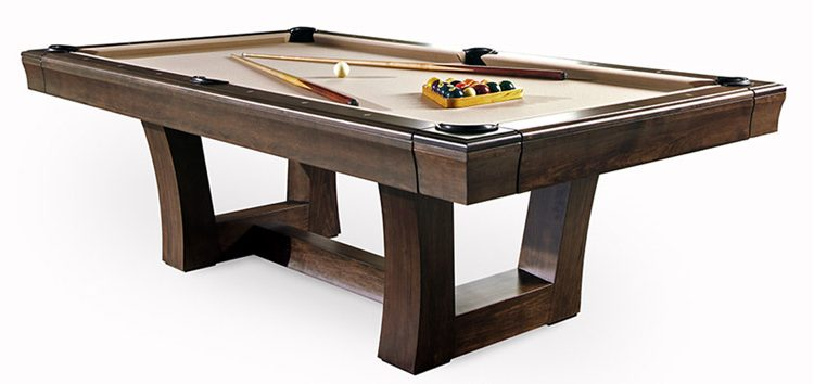 City Pool Table by California House