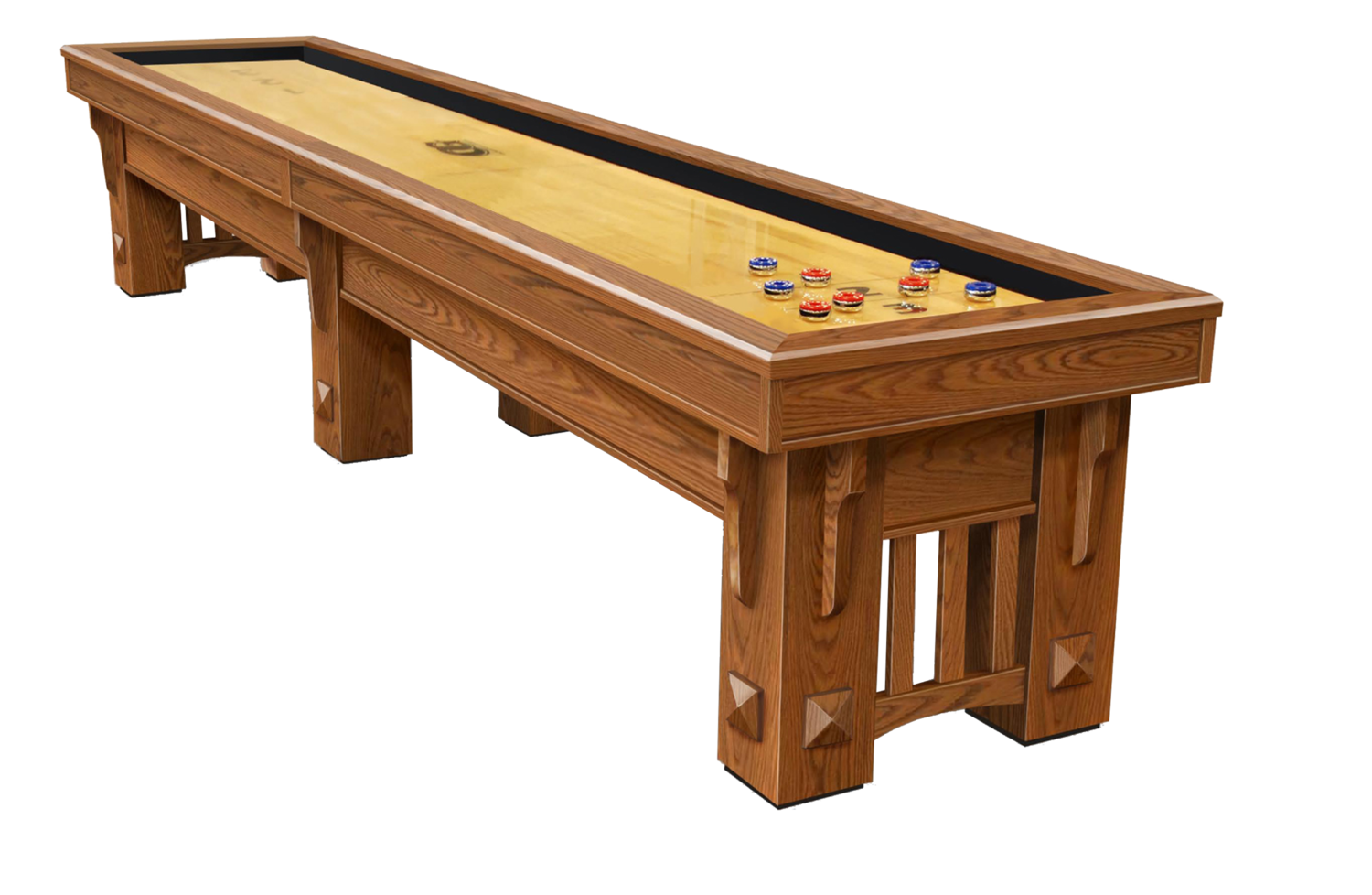 Coronado Shuffleboard Table Game Room