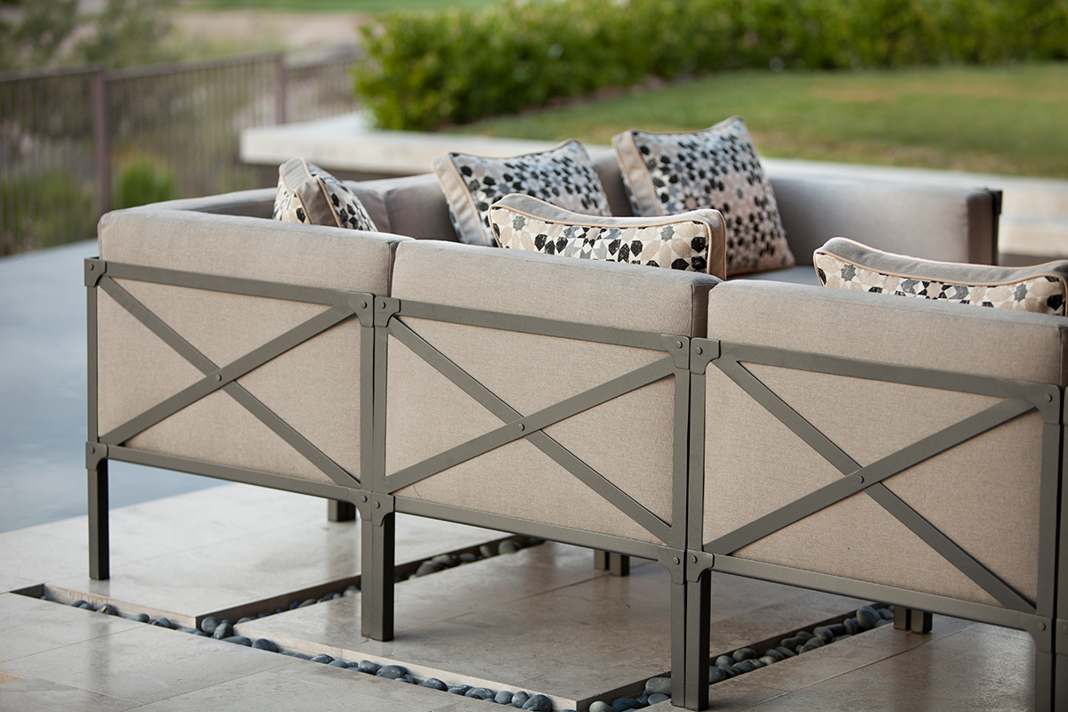 Creighton Outdoor Furniture Collection Deep Seating