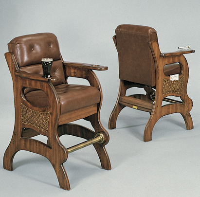 The Manns Spectator Chair Furniture