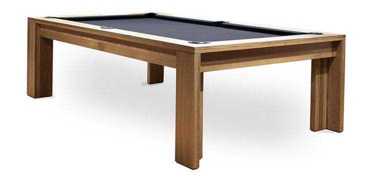 District Pool Table by California House