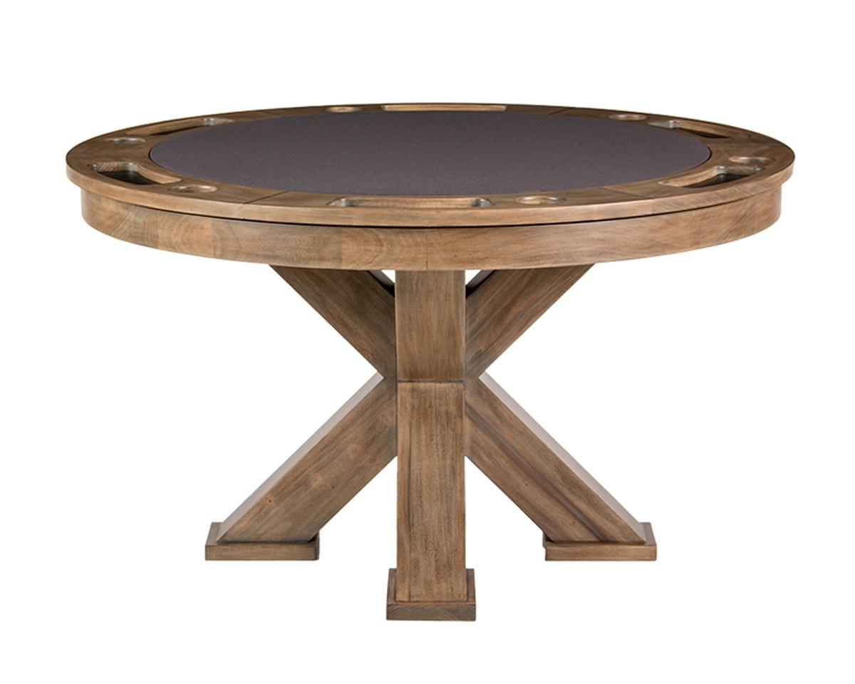 Duke Poker Dining Table Game Tables
