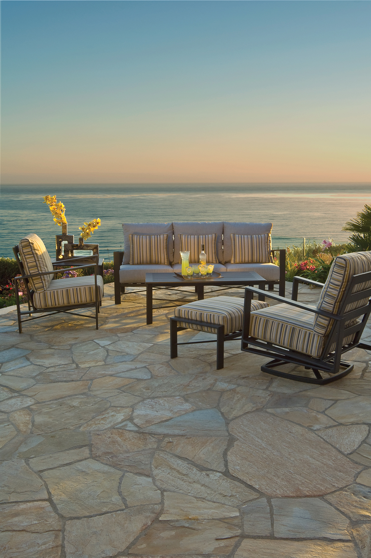 Gios Outdoor Furniture Collection Deep Seating