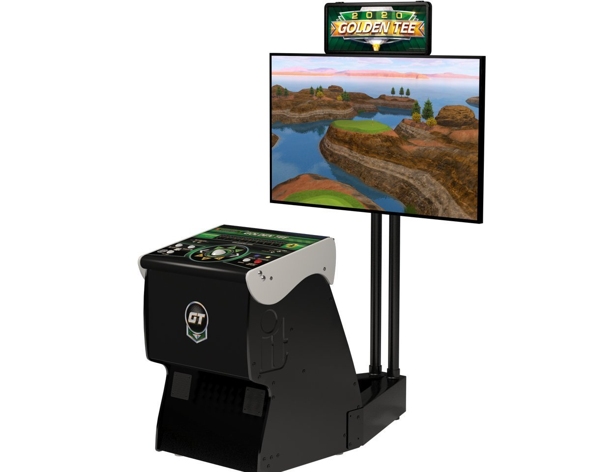 2020 Golden Tee Home Edition Arcade Games
