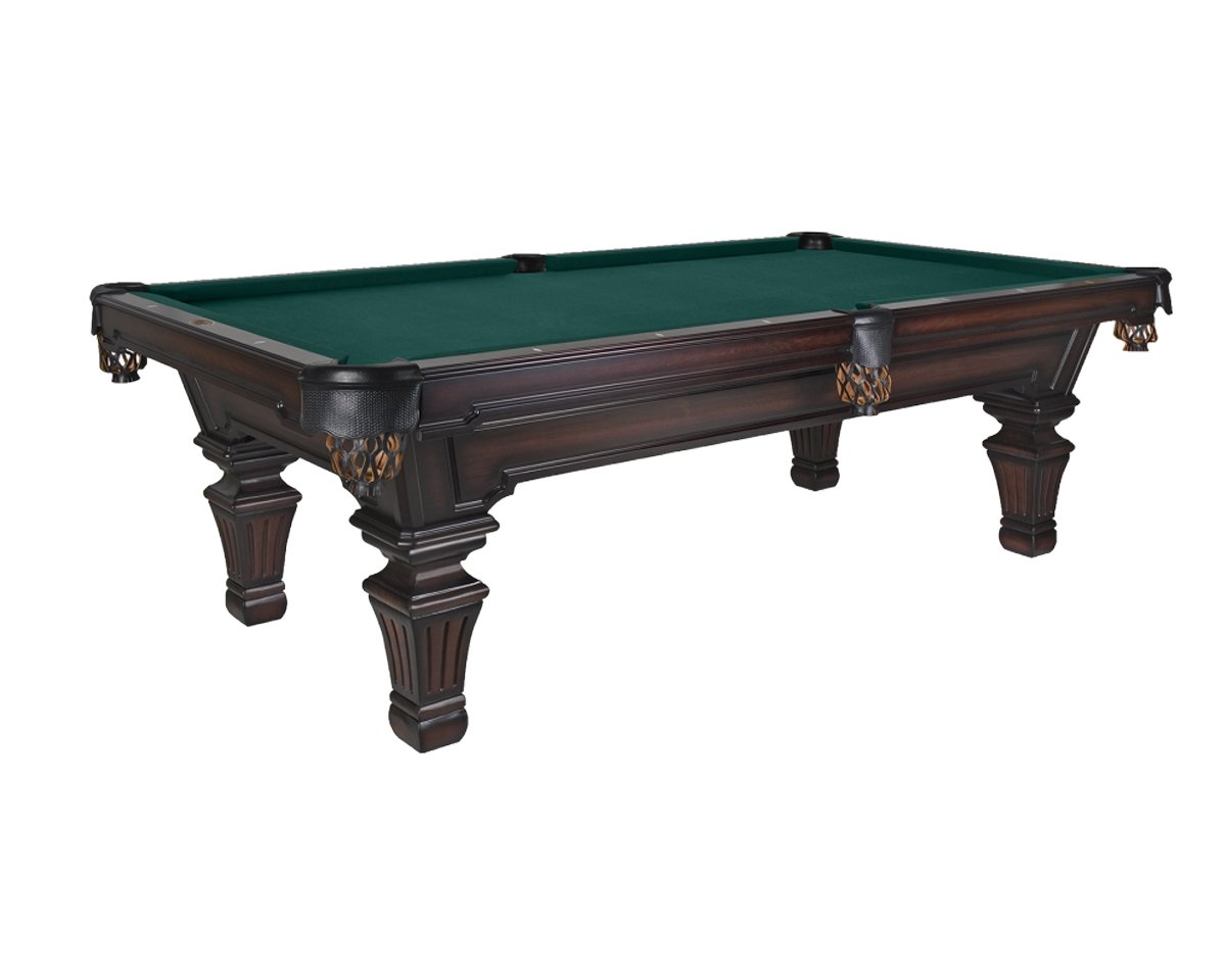 Hampton Pool Table by Olhausen