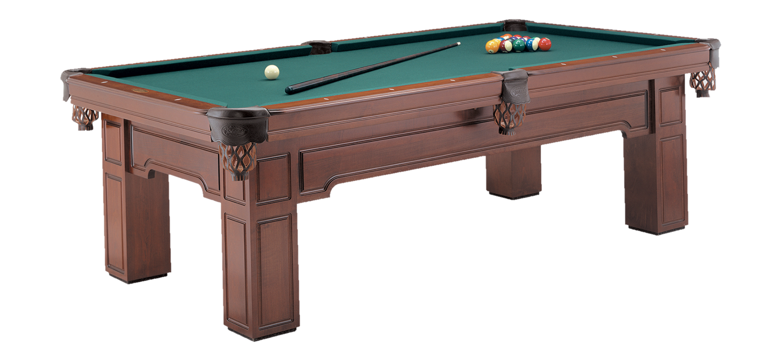 Chicago Pool Table by Olhausen Billiards.