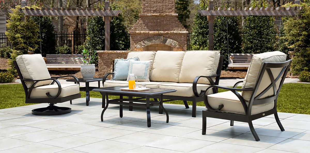 Key Largo Outdoor Furniture Collection Deep Seating