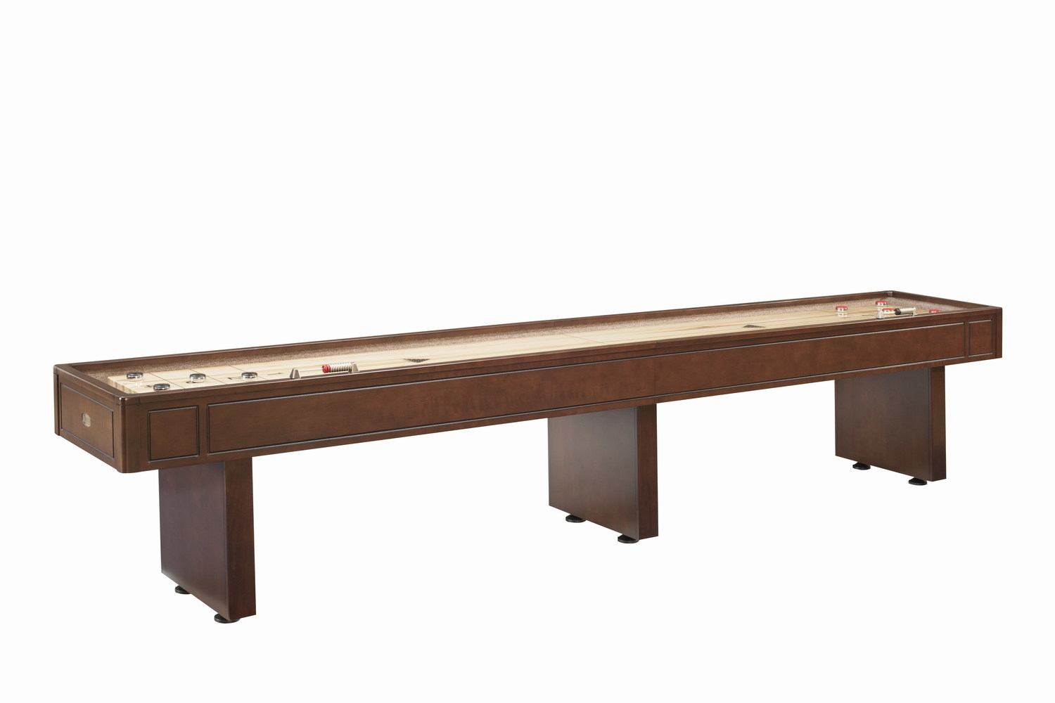Sterling Shuffleboard Table Game Room