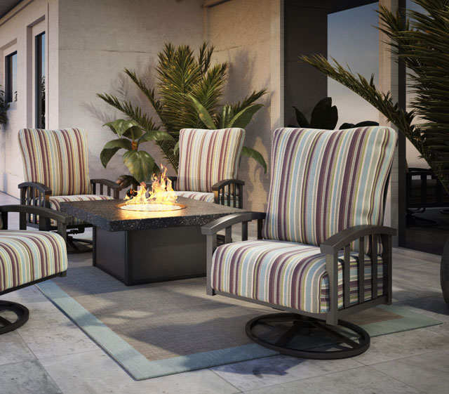 Liberty Outdoor Patio Furniture Collection Deep Seating