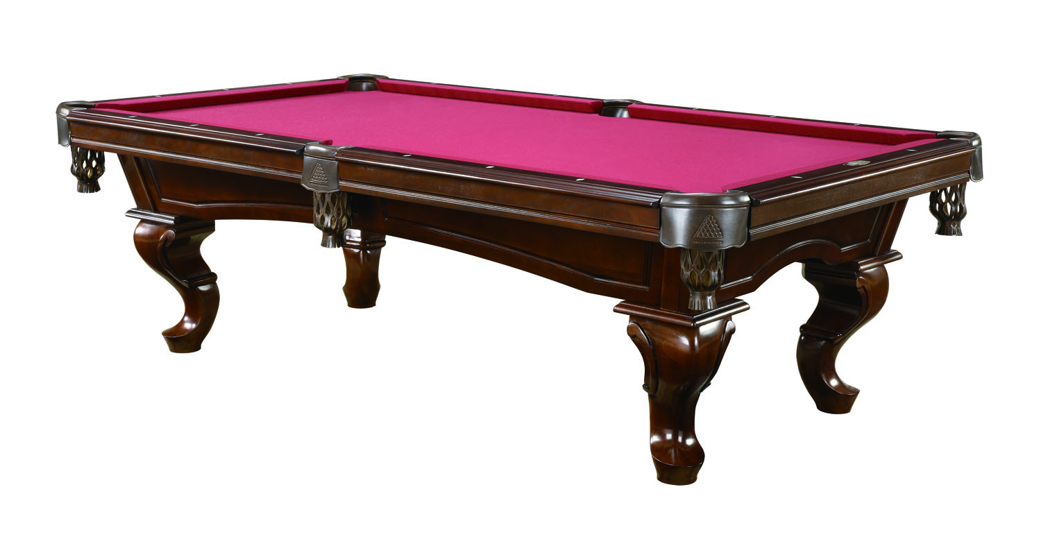 Mallory Pool Table by Legacy Billiards