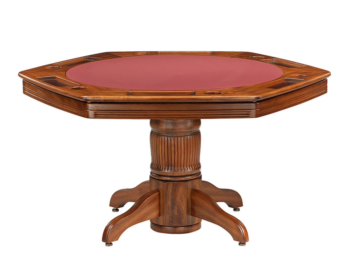 Mandalay Poker Dining Table Game Tables