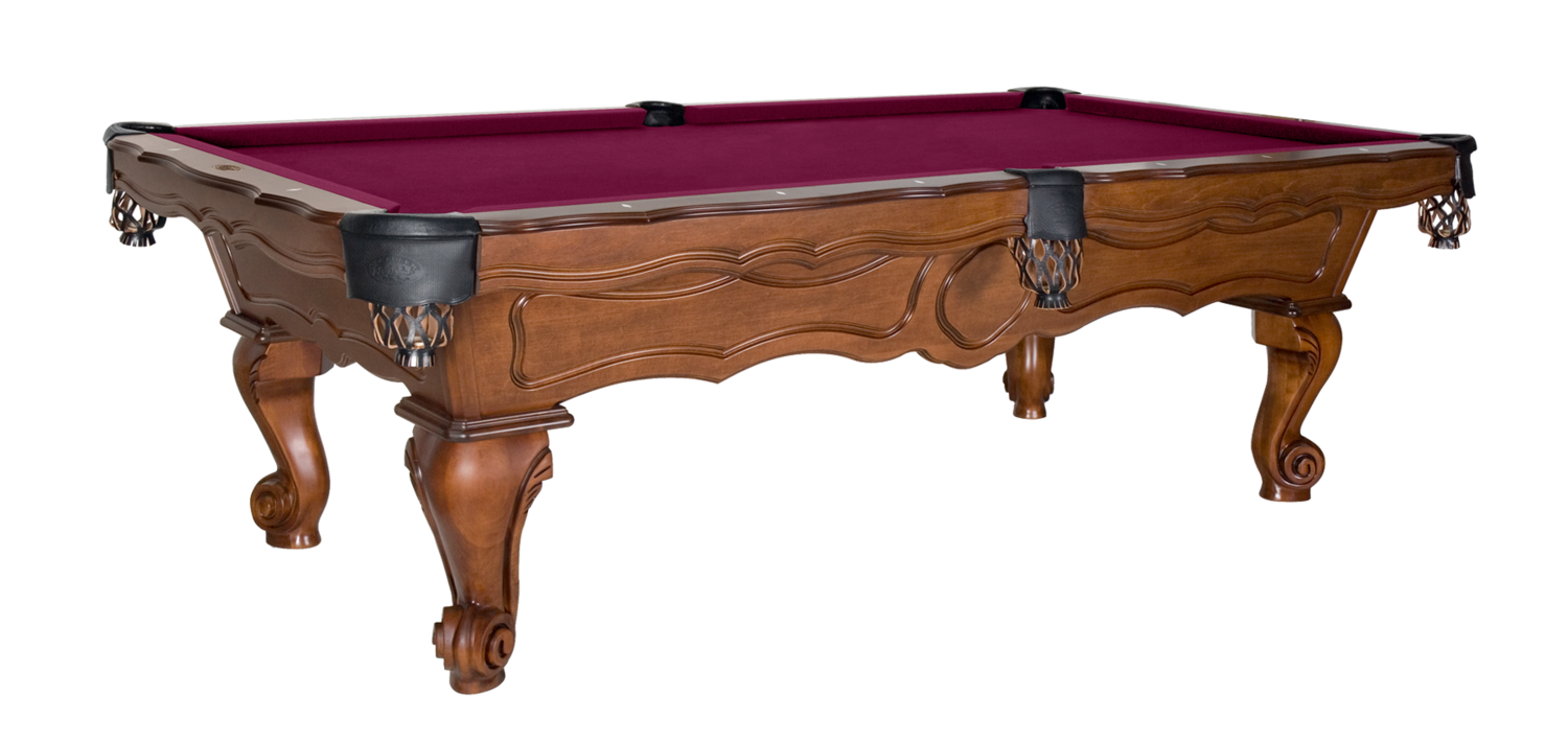 New-orleans Pool Table by Olhuasen Billiards