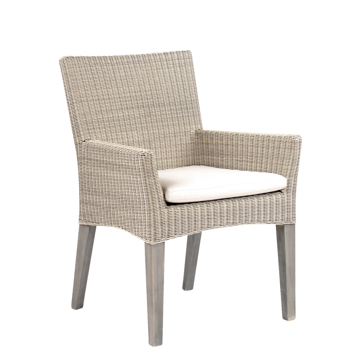 Paris Outdoor Dining Chairs by Kingsley Bate Dining