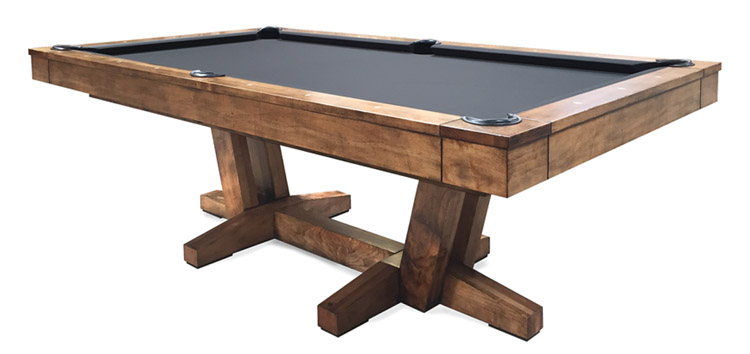 Petaluma Pool Table by California House