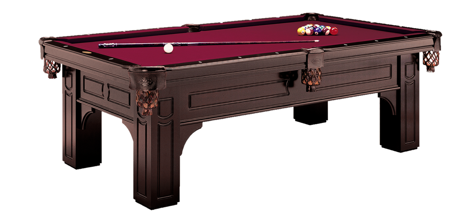 Remington Pool Table by Olhausen Billiards