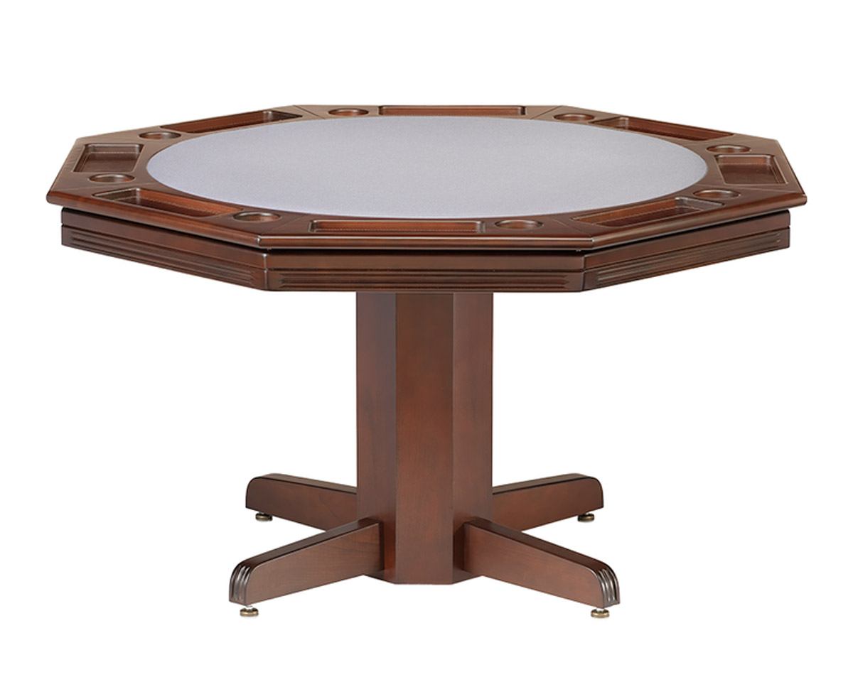 Reno Poker Dining Table w/ Bumper Pool Game Tables
