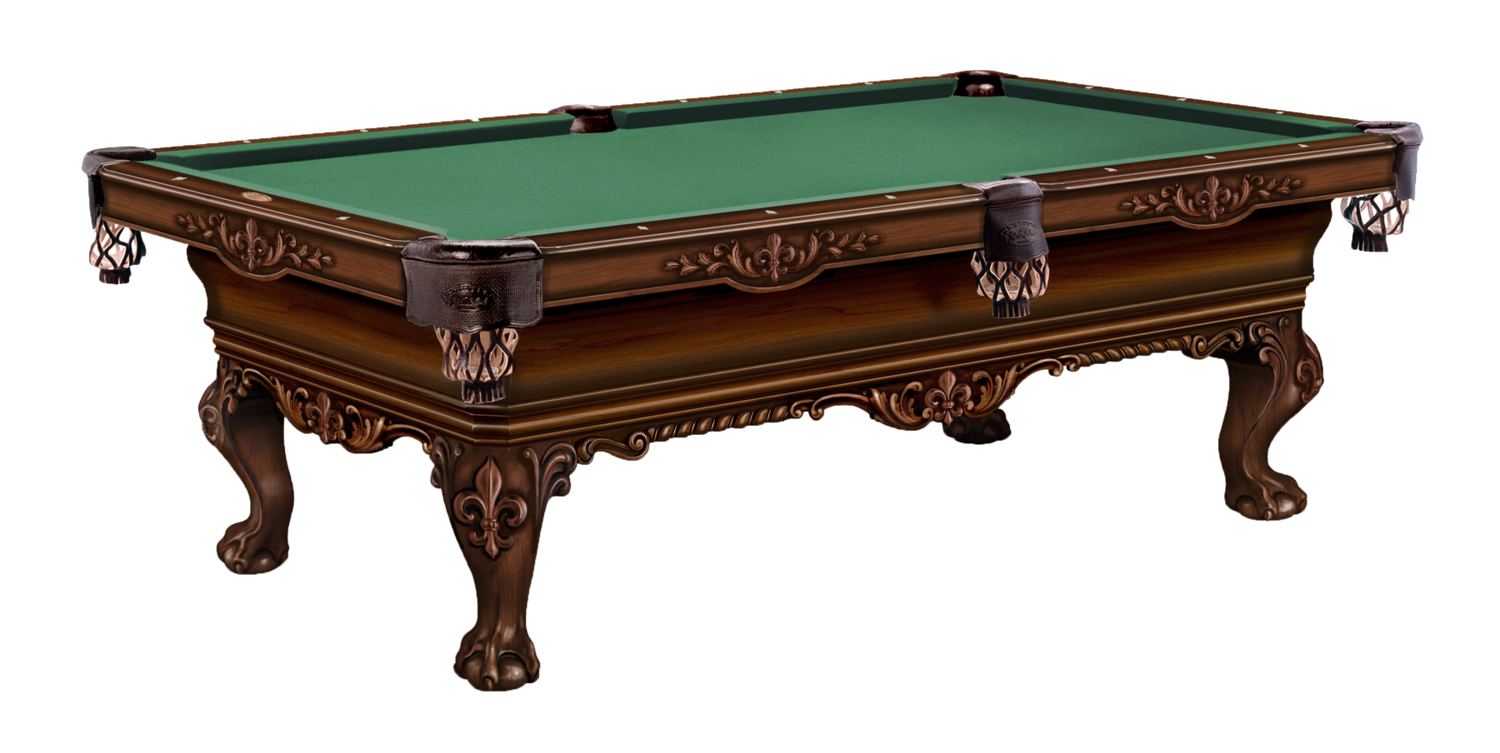 St_Charles_Pool Table by Olhausen Billiards
