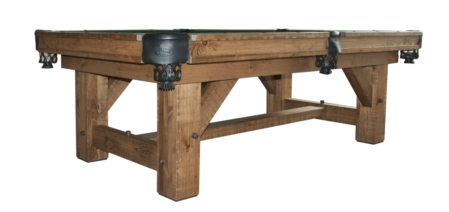 Timber_Ridge Pool Table by Olhausen Billiards