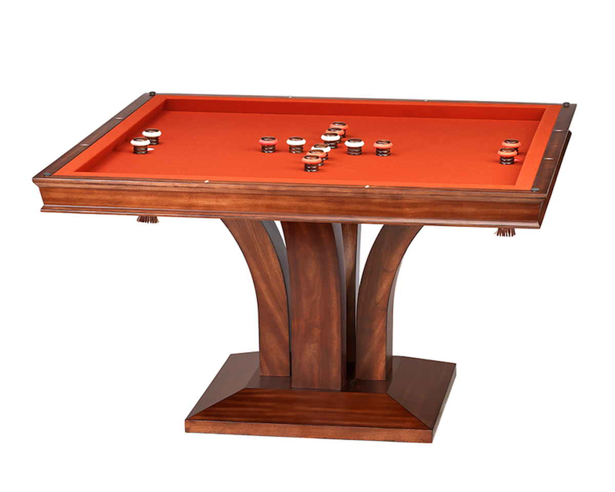 Treviso Square Poker Dining w/ Bumper Pool Game Tables
