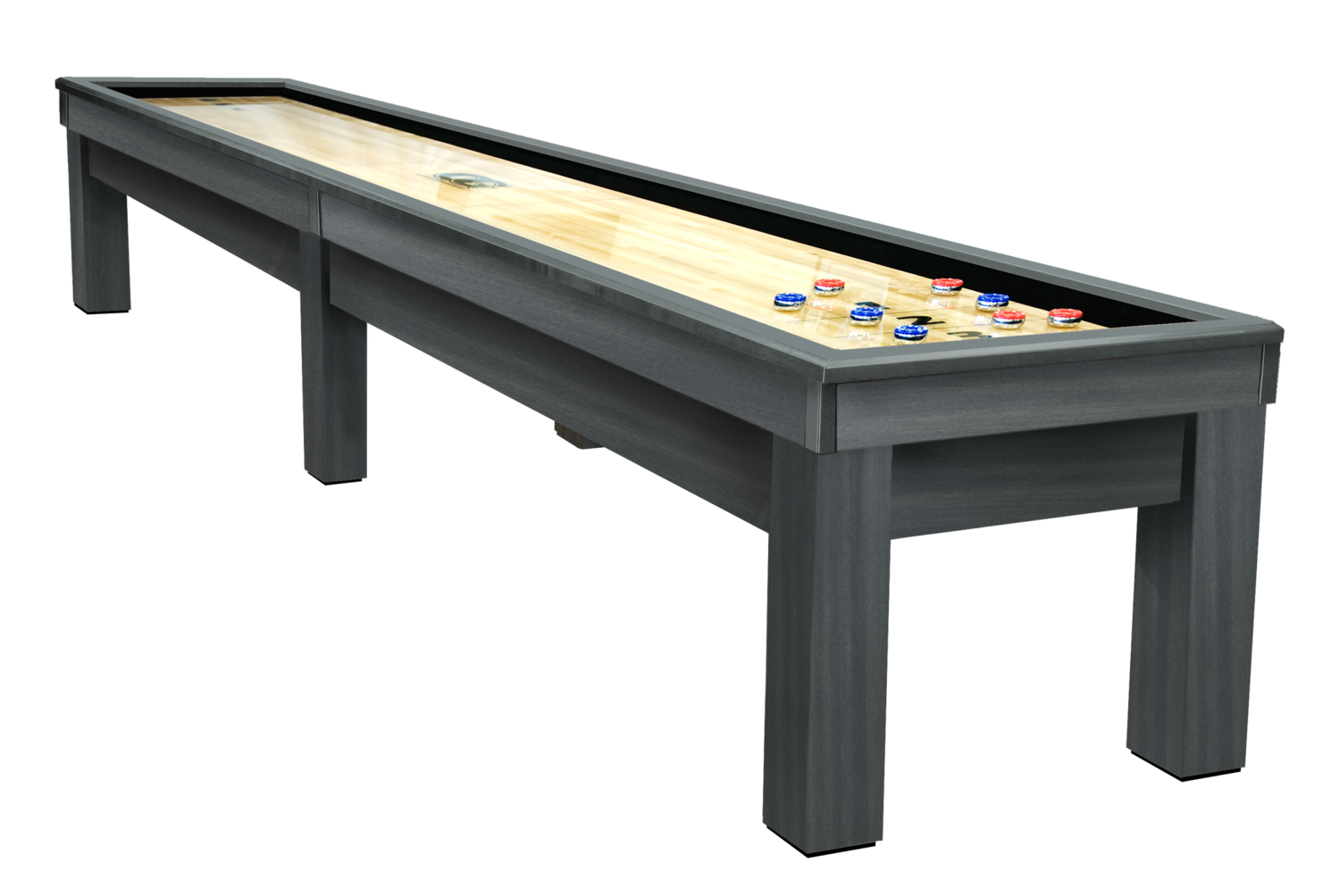 West End Shuffleboard Table Game Room