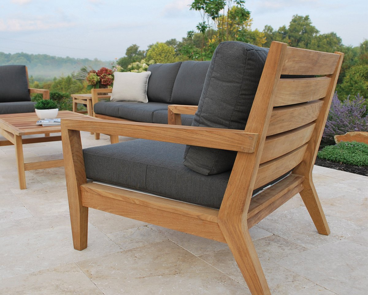 algarve-teak deep seating by kingsley bate