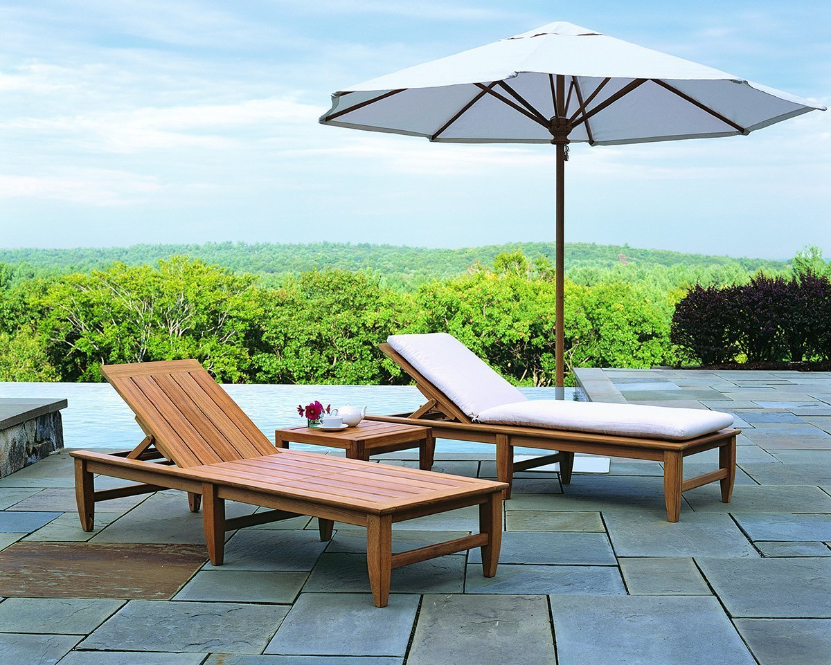 Amalfi Chaise Patio & Outdoor