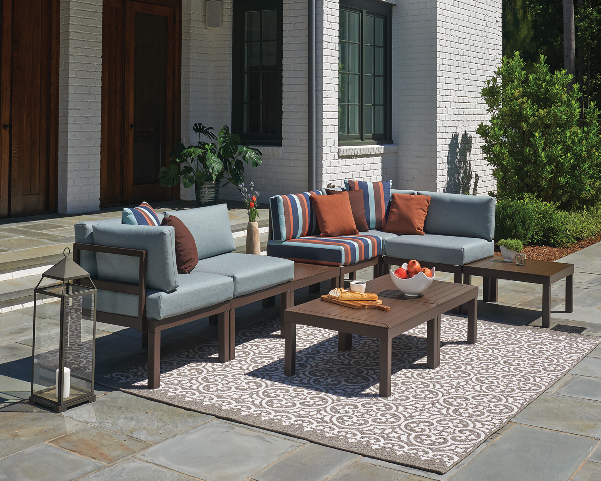 Ashbee Outdoor Furniture Collection Deep Seating