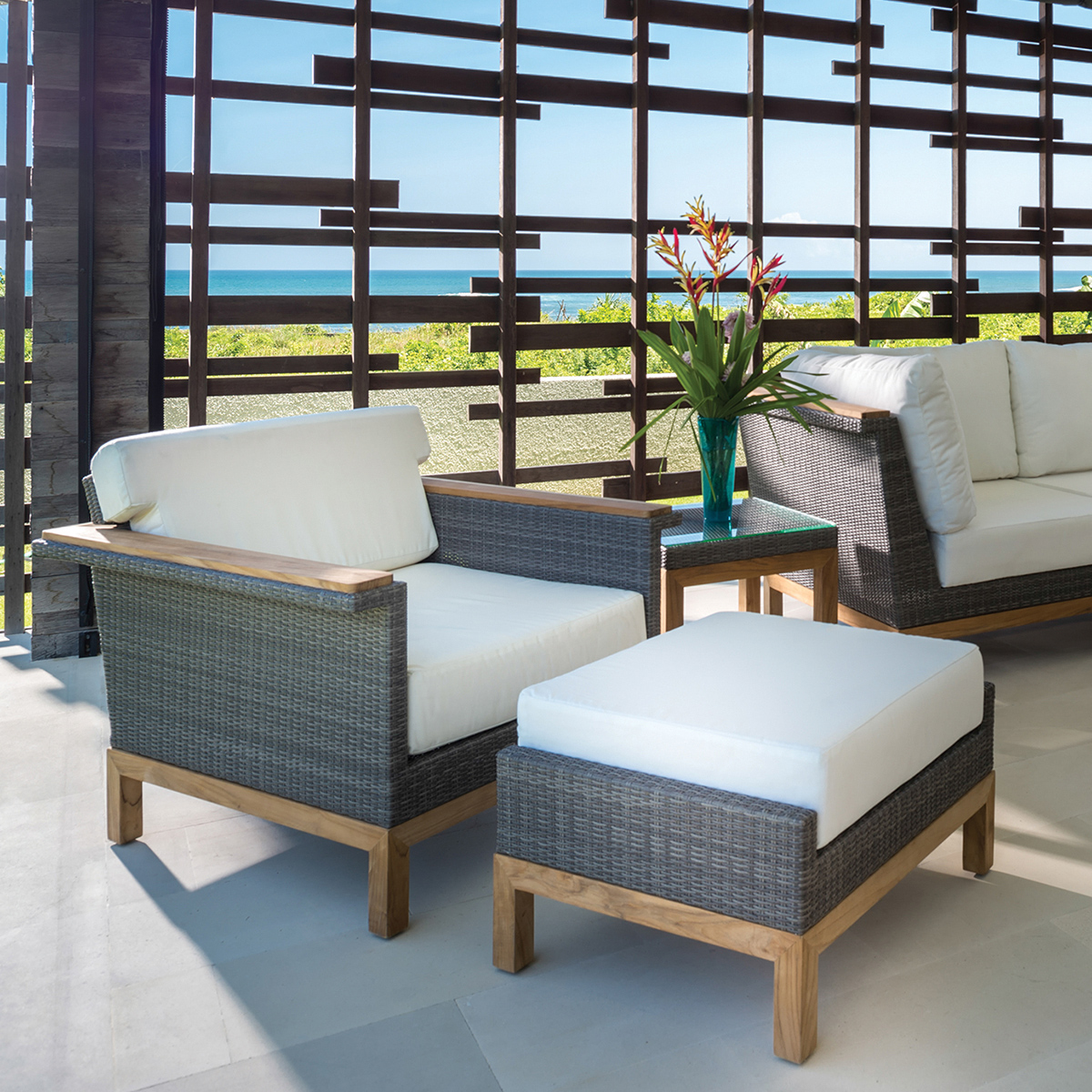 Azores Outdoor Furniture Collection Deep Seating