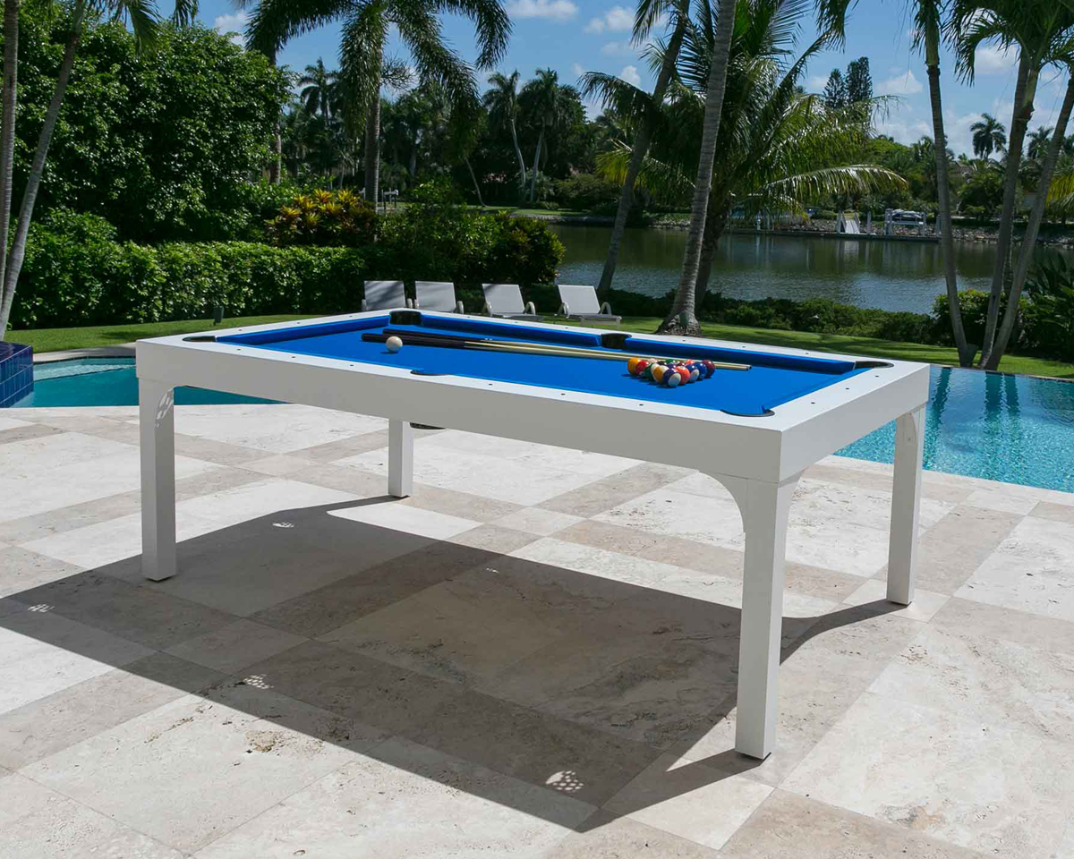 Balcony Outdoor Pool Table Outdoor