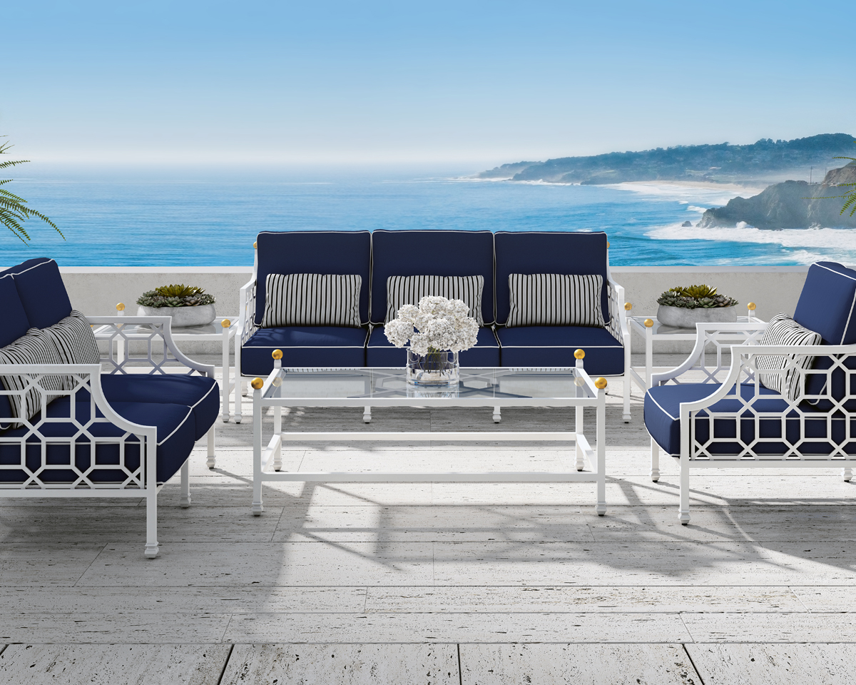 barclay-butera signature deep seating by castelle