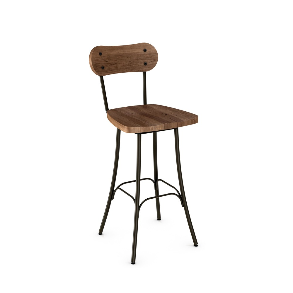 Bean Swivel Stool by Amisco Starting at $186.00 Furniture