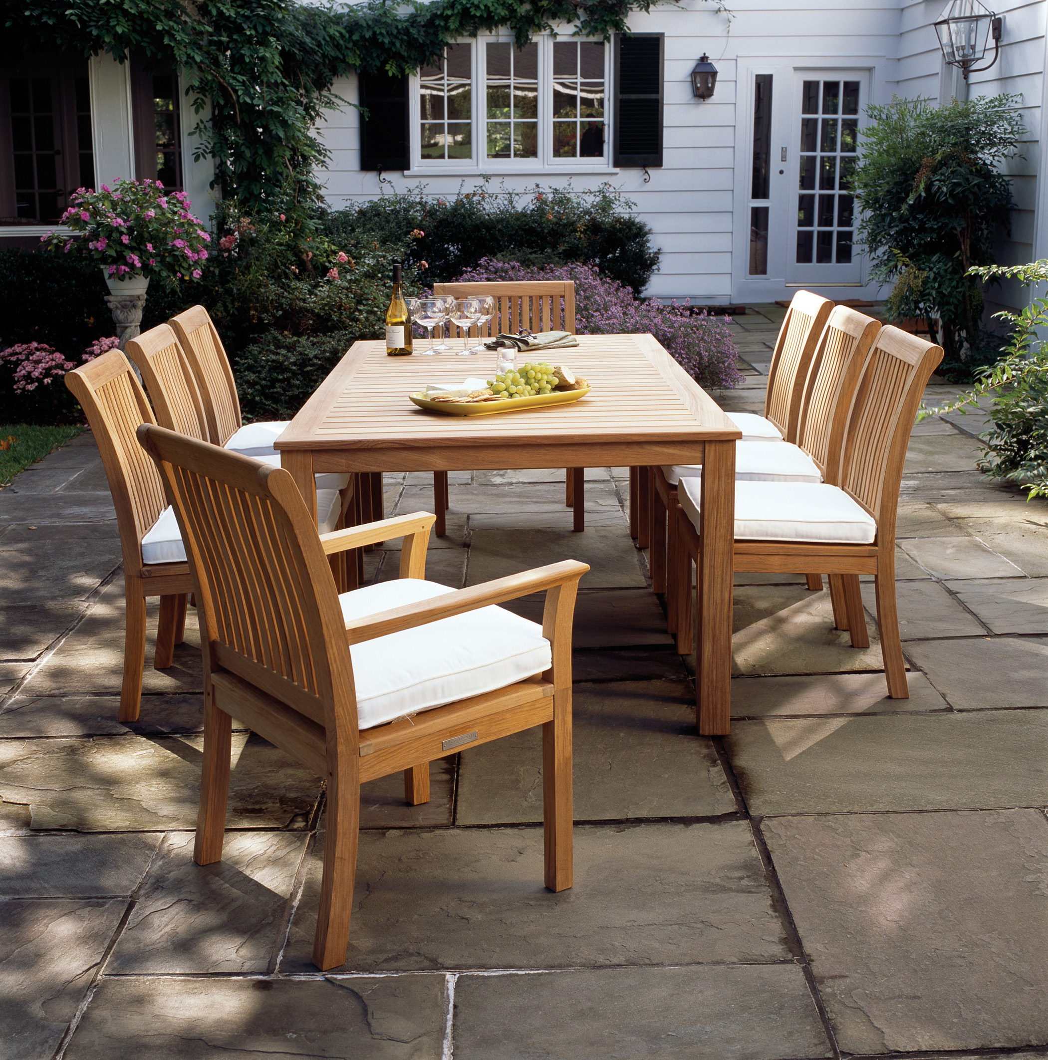 Chelsea Teak Outdoor Dining Dining