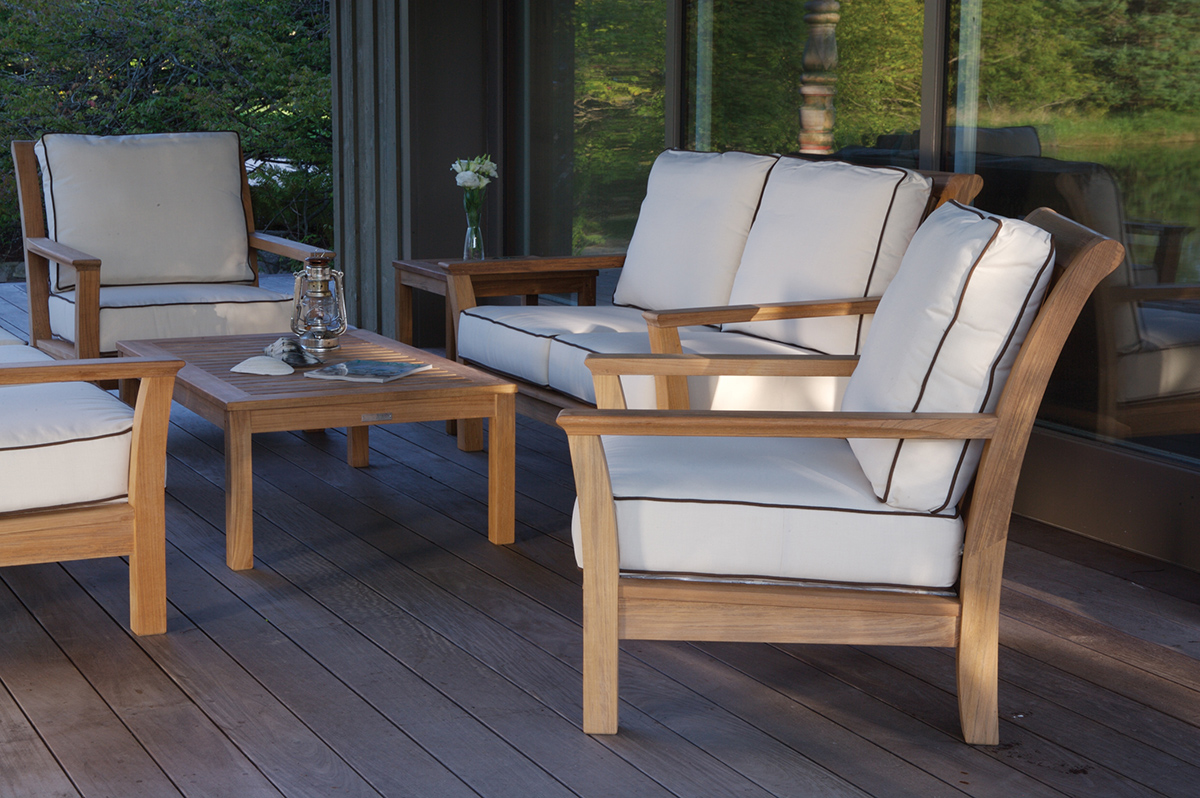 Chelsea Outdoor Furniture Collection Deep Seating