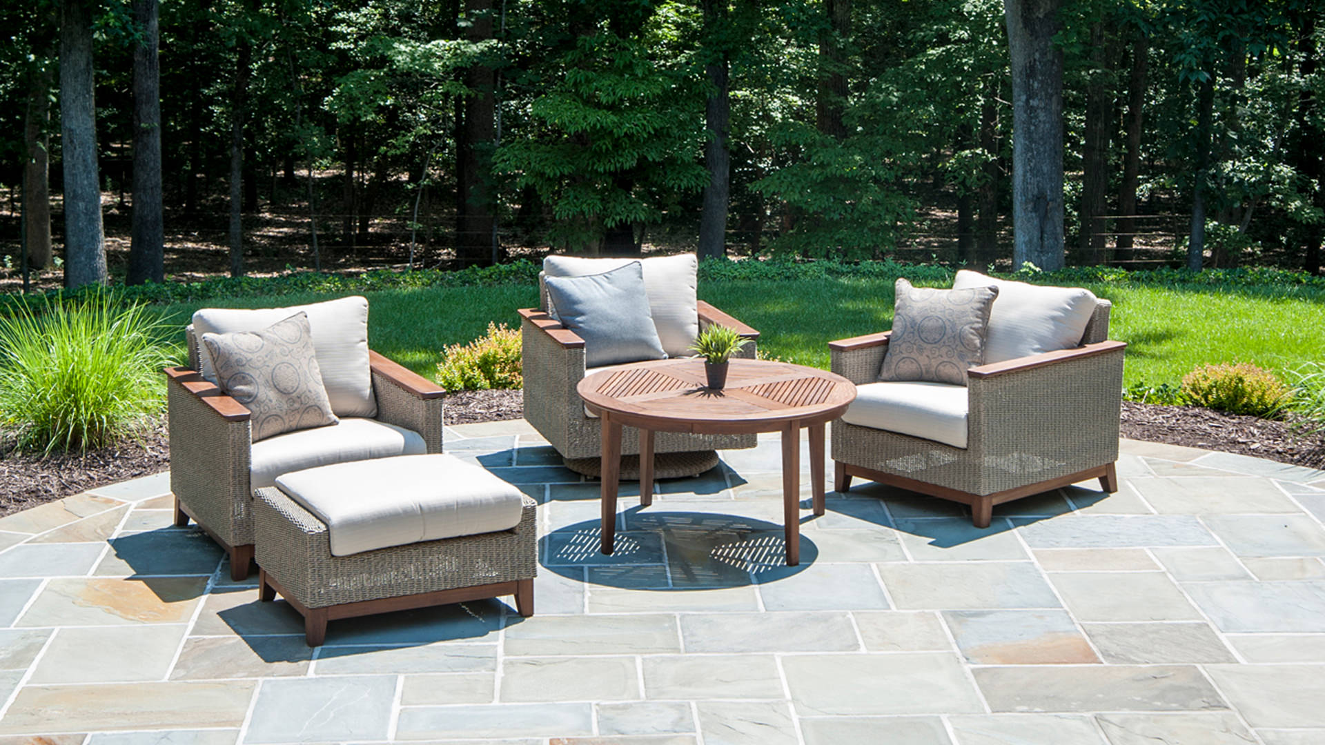 Coral Outdoor Furniture Collection Deep Seating