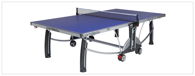 Cornilleau 500M Indoor/Outdoor Ping Pong Table Game Room