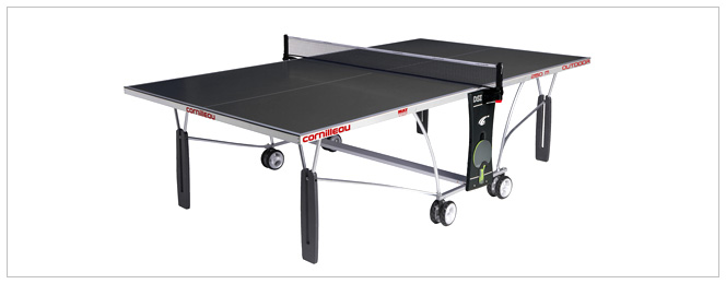 Cornilleau 250M Indoor/Outdoor Ping Pong Table $999.00 Game Room