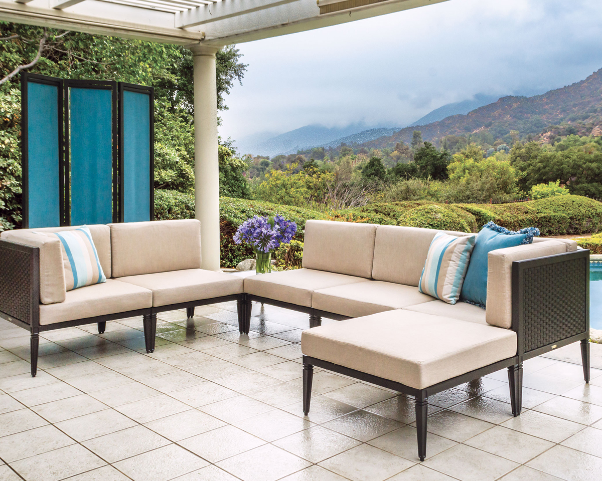 Drake Outdoor Furniture Collection Deep Seating