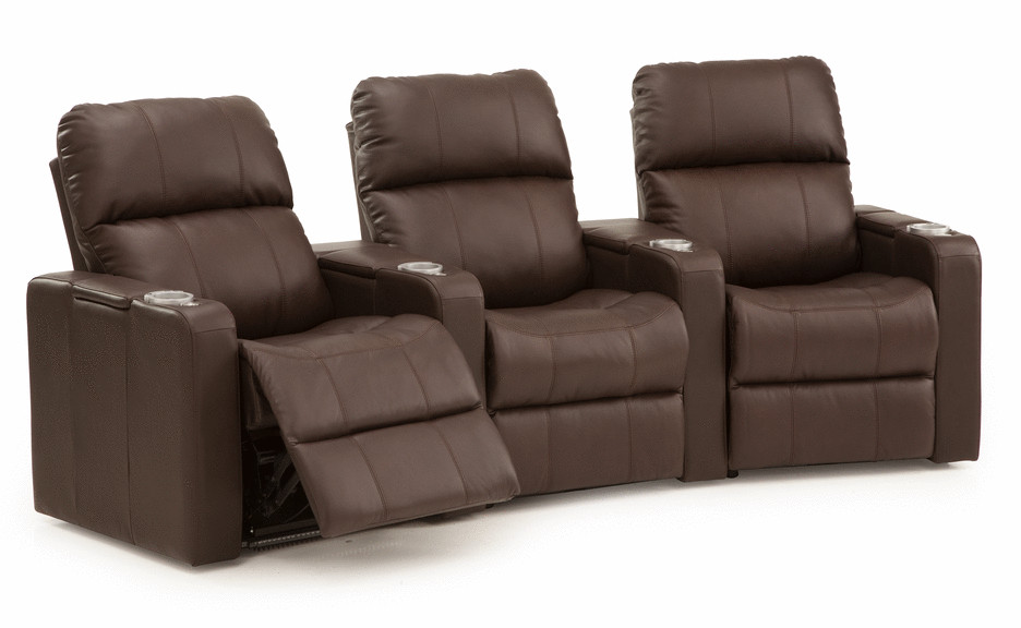 Elite Home Theater Seating Furniture