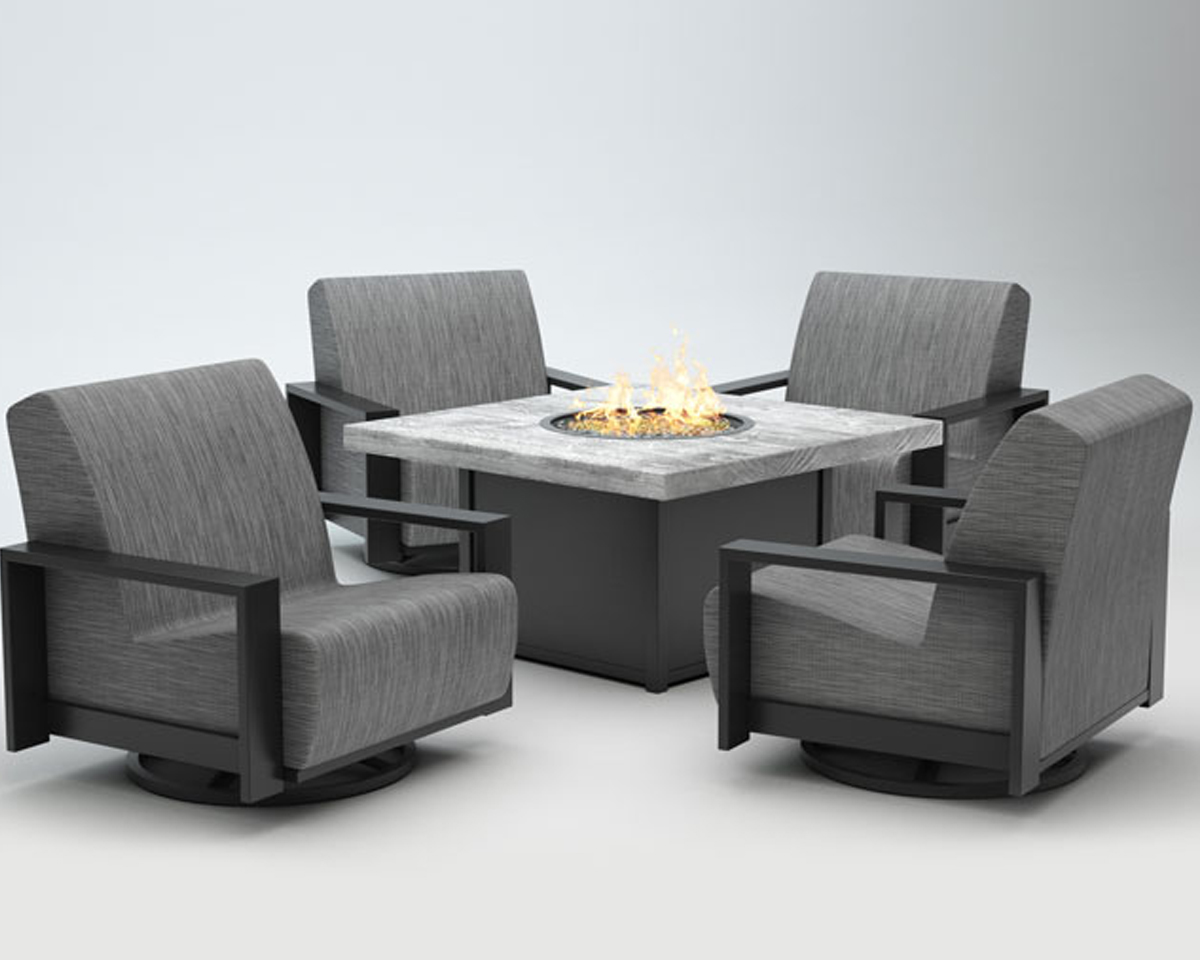 Grace Air Outdoor Furniture Collection Deep Seating