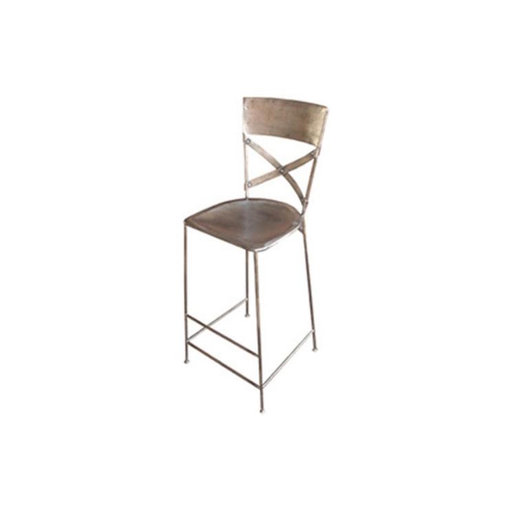 Industrial Loft Nickel Furniture