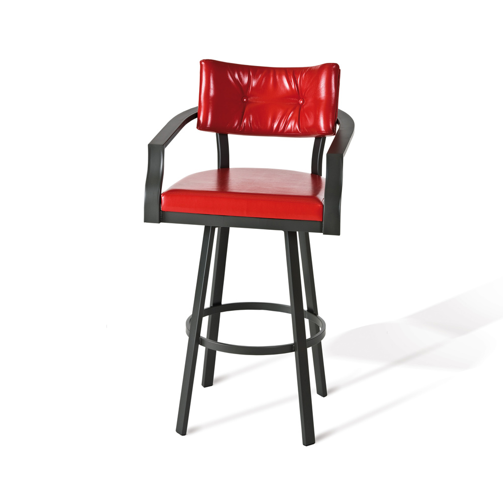 Jonas  Swivel Stool by Amisco Starting at $388.00 Furniture