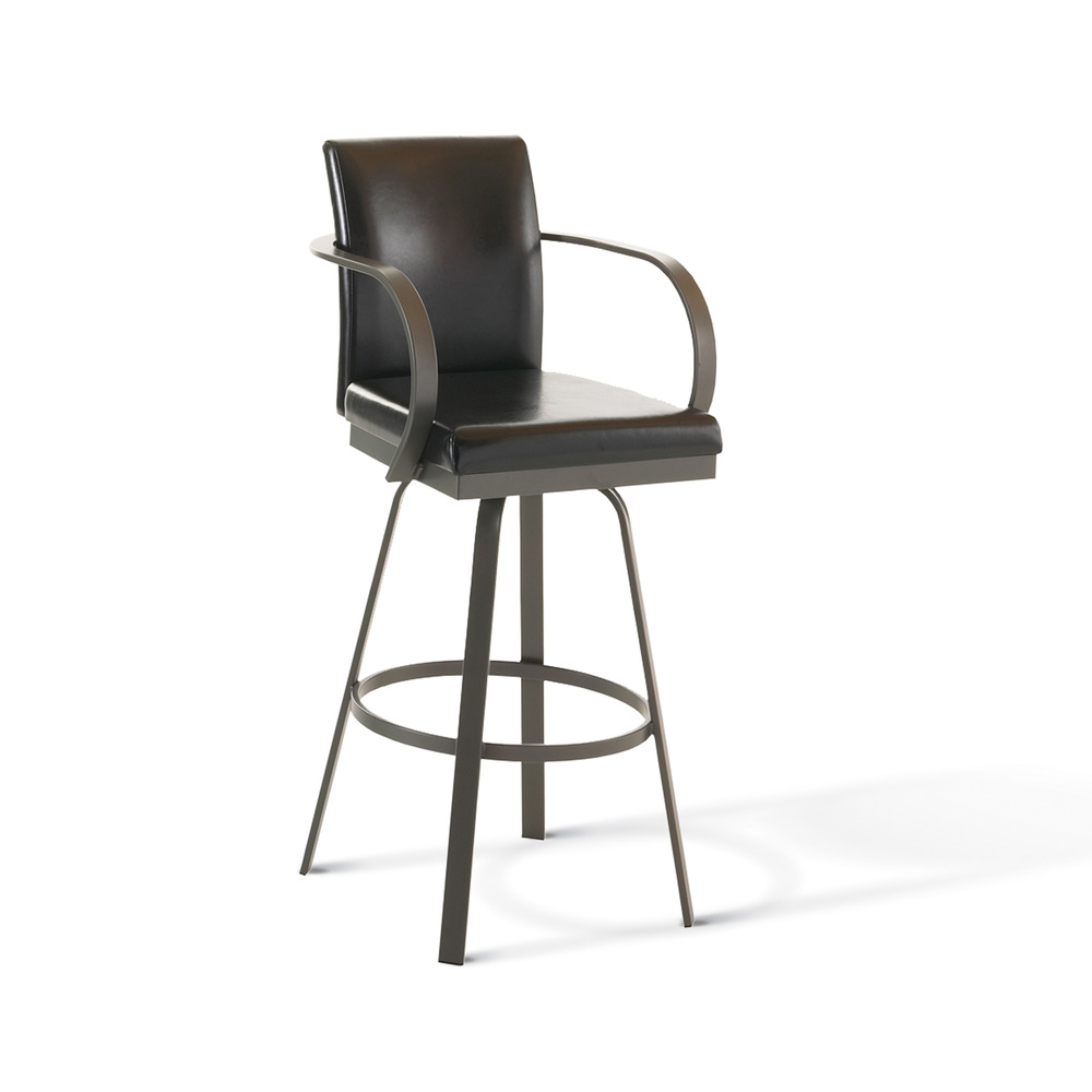 Lance  Swivel Stool by Amisco Starting at $328.00 Furniture