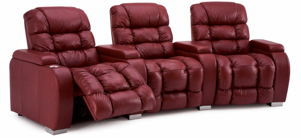 Linus Home Theater Seating Furniture