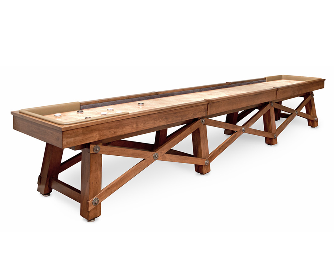 Loft Shuffleboard Table Shuffleboard Tables